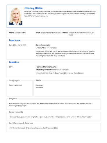 Resume Templates Easy To Customize Professional Templates