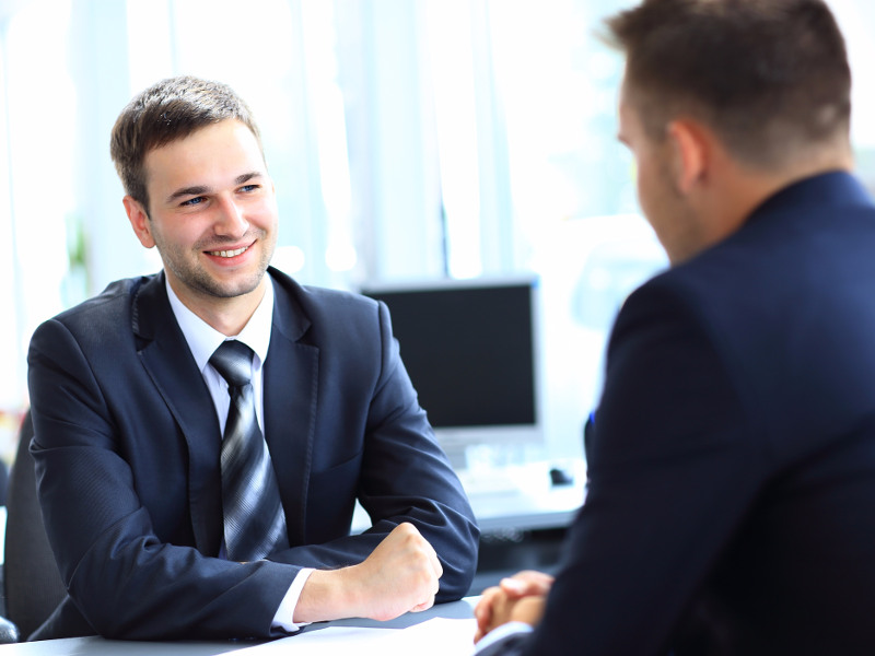 How to Not Be Nervous in a Job Interview